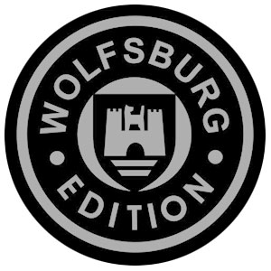 wolfsburg edition decal