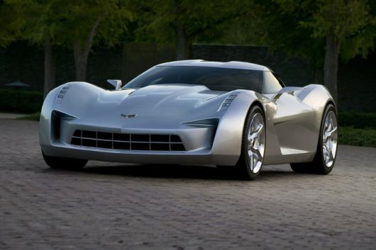 chevrolet corvette stingray 2 09