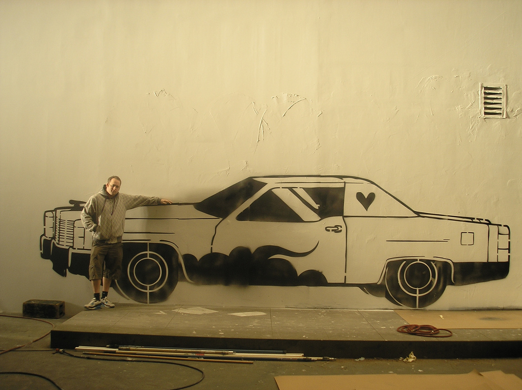 """Acura """"The Making of Wall Art"""" spot 