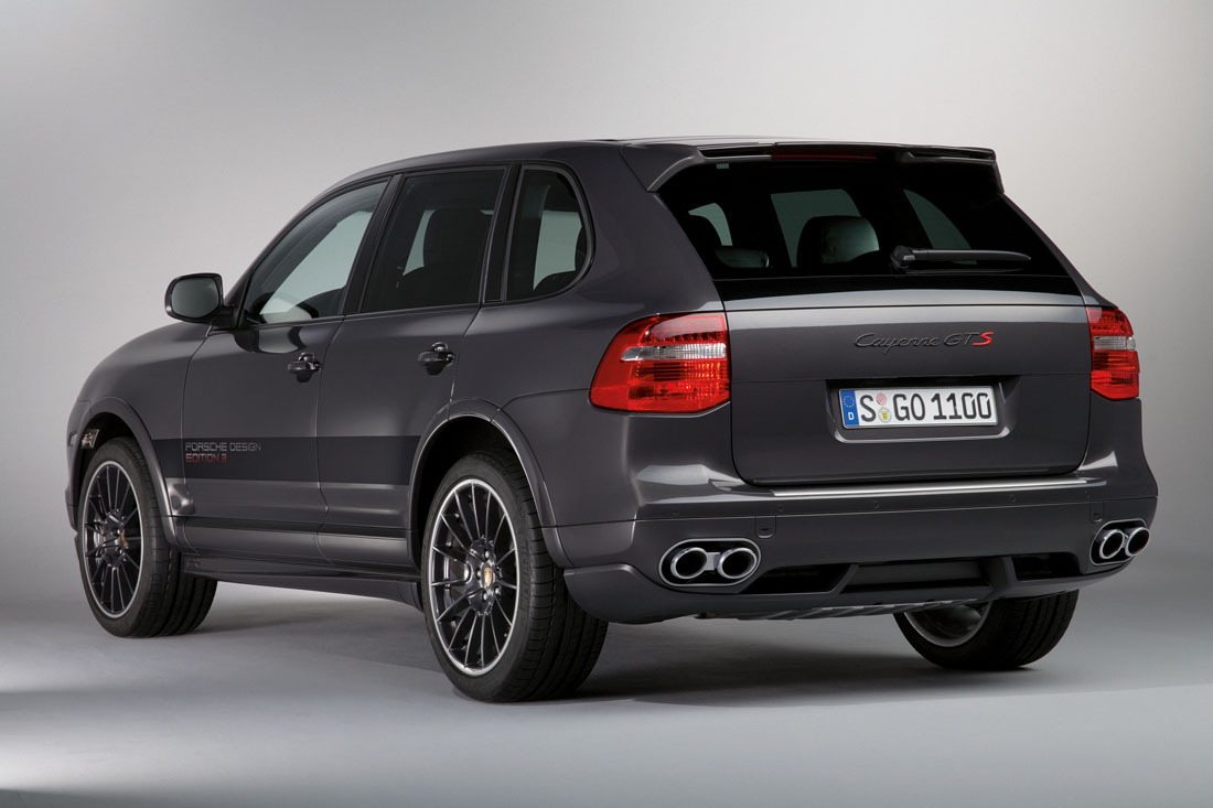 porsche cayenne gts design edition 3 2010 cartype. Black Bedroom Furniture Sets. Home Design Ideas