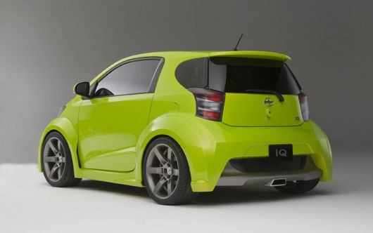 scion iq 10 09