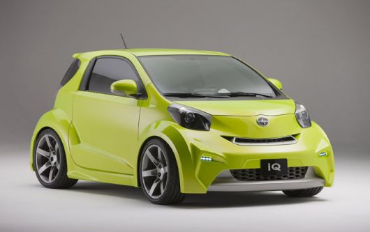 scion iq 7 09