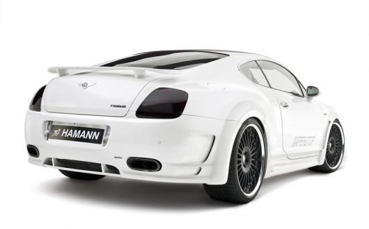 hamann imperator rear