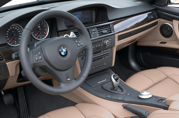 BMW M3 Convertible  2009  Cartype