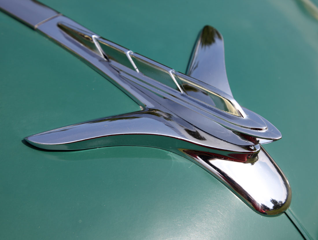 Falcon hood ornament - Plymouth Related Hood Ornaments