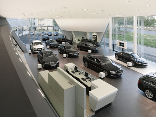 audi dealership 3
