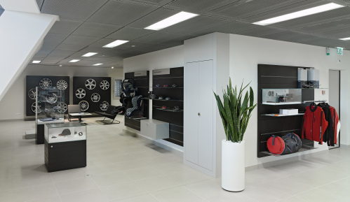Audi Redefines Dealership Architecture | Cartype