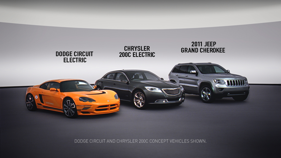 Chrysler advertising campaign