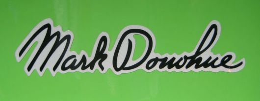 amc javelin sst  390 mark donahue decal 2 70