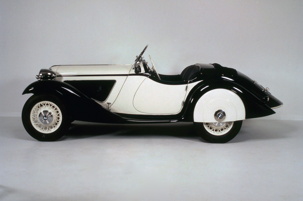 Bmw 315 1 Roadster 1934 Cartype