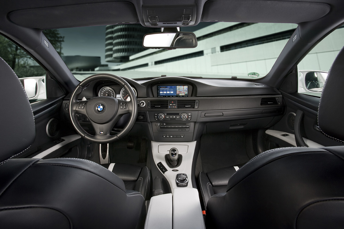 Bmw m3 edition models 2009 cartype for Interieur forum
