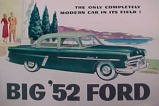 ford 52