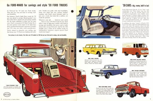ford ad 59