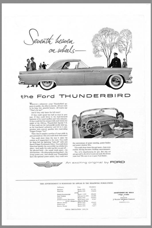 ford thunderbird ad2 55
