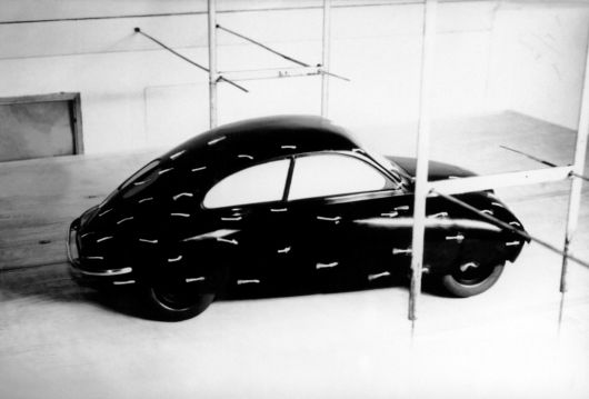 saab 92 wind tunnel 47