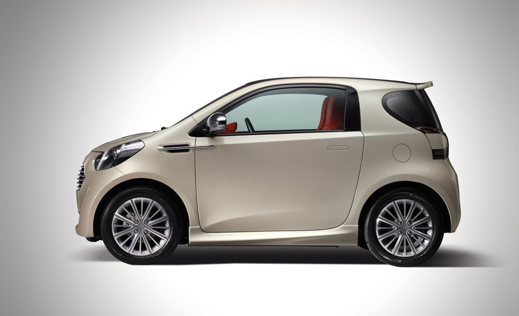 aston martin cygnet 2010 cartype. Black Bedroom Furniture Sets. Home Design Ideas