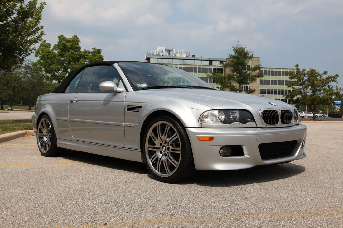 Bmw M3 E 46 Convertible 2006 Cartype
