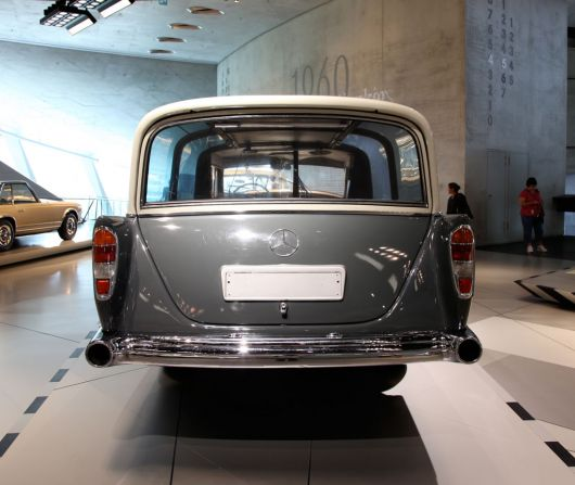 mercedes benz 300 messwagen 6 60