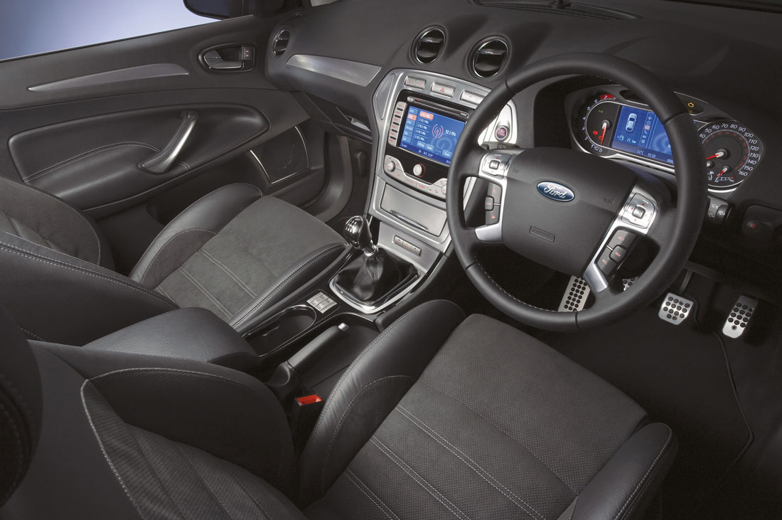 Ford mondeo 2007 cartype - Ford mondeo interior ...