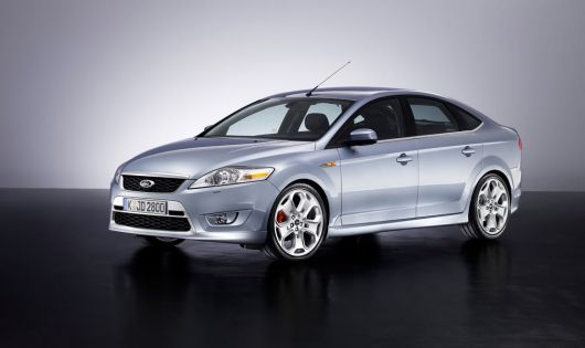 ford mondeo 2 07