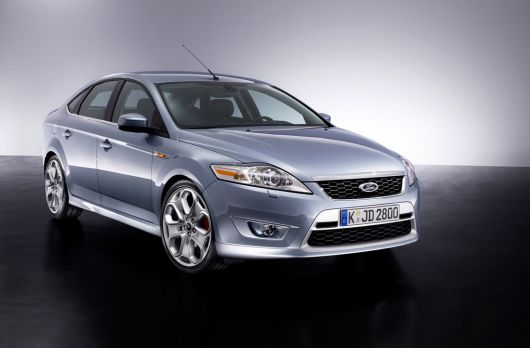 ford mondeo 5 07
