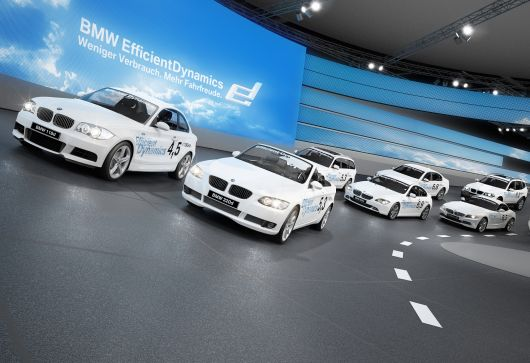 bmw group at the iaa 2009 02