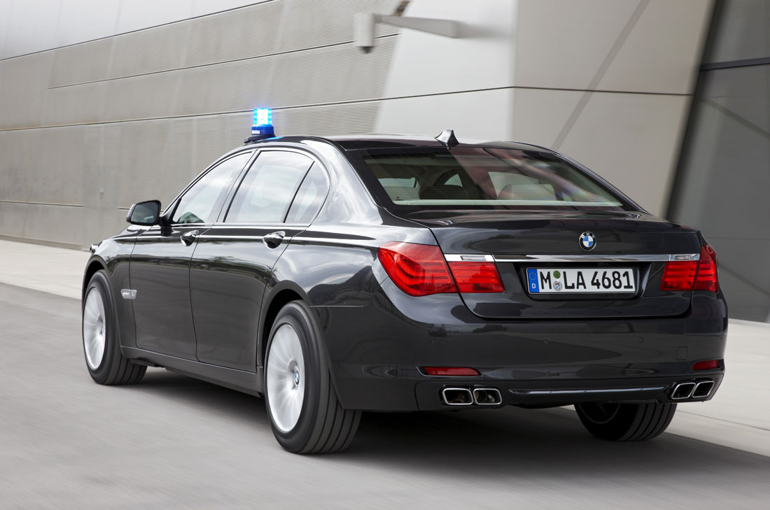 Bmw 7 series high security 10 03