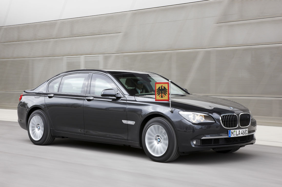 BMW 7 Series High Security : 2010 | Cartype