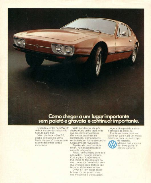 vw sp2 ad 70