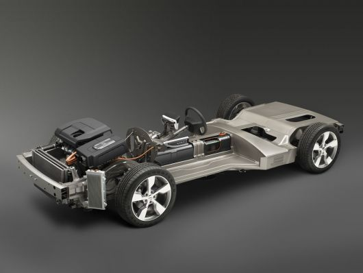 chevrolet volt chassis 06
