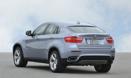 bmw activehybrid x6 10 03