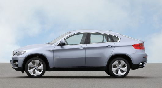bmw activehybrid x6 10 04