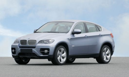 bmw activehybrid x6 10 05