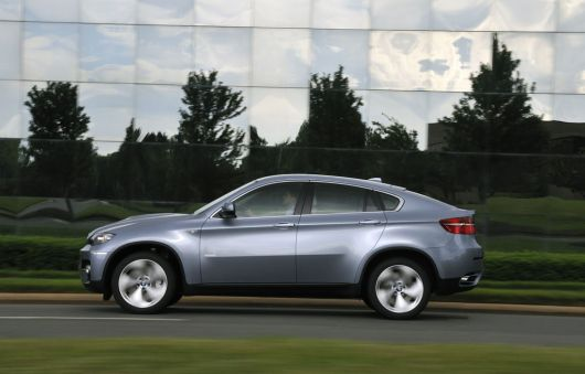 bmw activehybrid x6 10 18