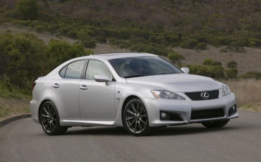 lexus is f 3 09