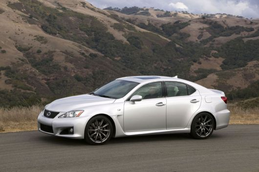 lexus is f 6 09