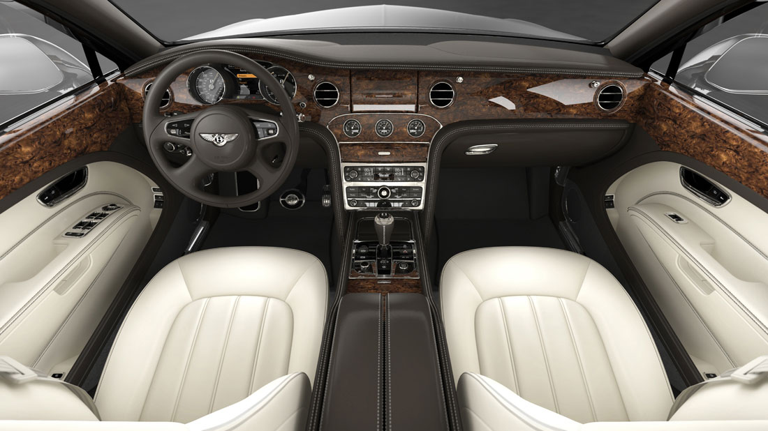 Bentley Mulsanne  2010  Cartype