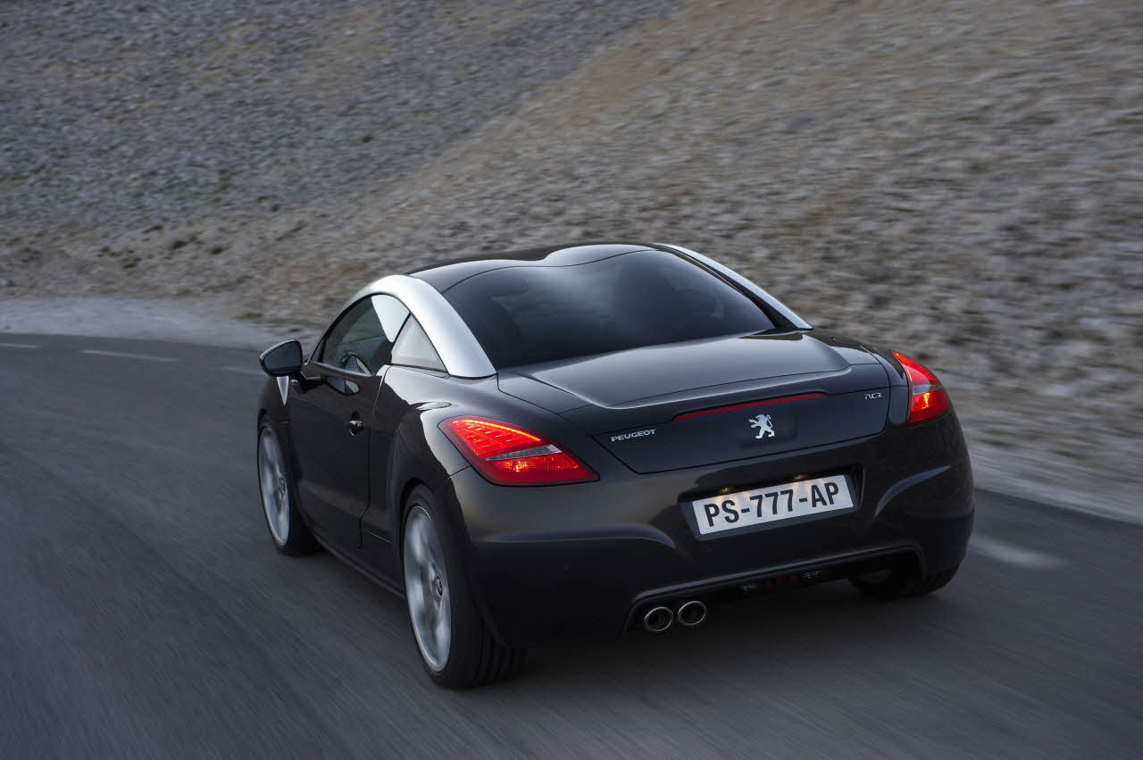 peugeot rcz 2010 cartype. Black Bedroom Furniture Sets. Home Design Ideas