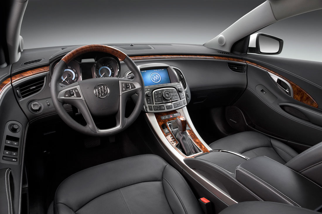 Buick Lacrosse Cxs In on 2007 Buick Lacrosse White