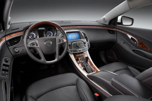 buick lacrosse cxs in3 10