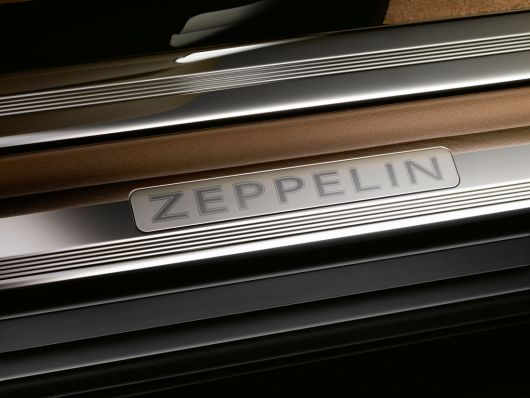 maybach zepplin sill 10