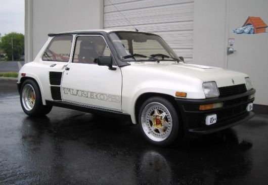 renault r5 turbo ii 1 84