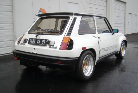 renault r5 turbo ii 2 84