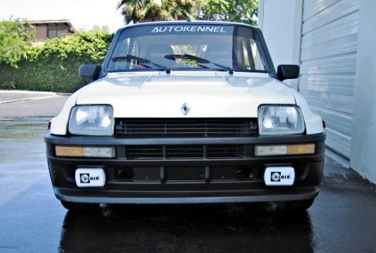 renault r5 turbo ii 3 84