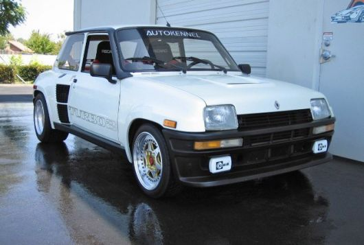 renault r5 turbo ii 4 84