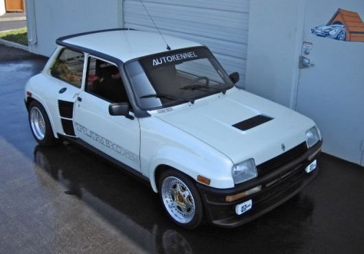renault r5 turbo ii 5 84
