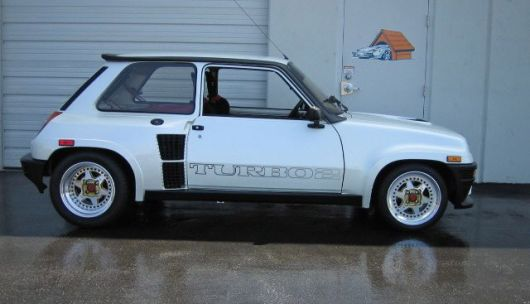 renault r5 turbo ii 6 84