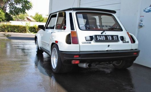 renault r5 turbo ii 8 84
