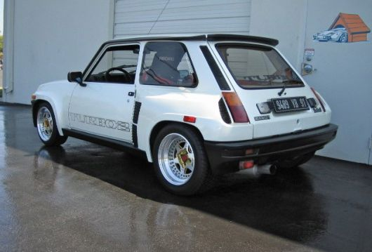 renault r5 turbo ii 9 84