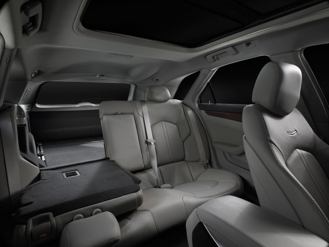 cadillac cts sport wagon 2010 cartype. Black Bedroom Furniture Sets. Home Design Ideas